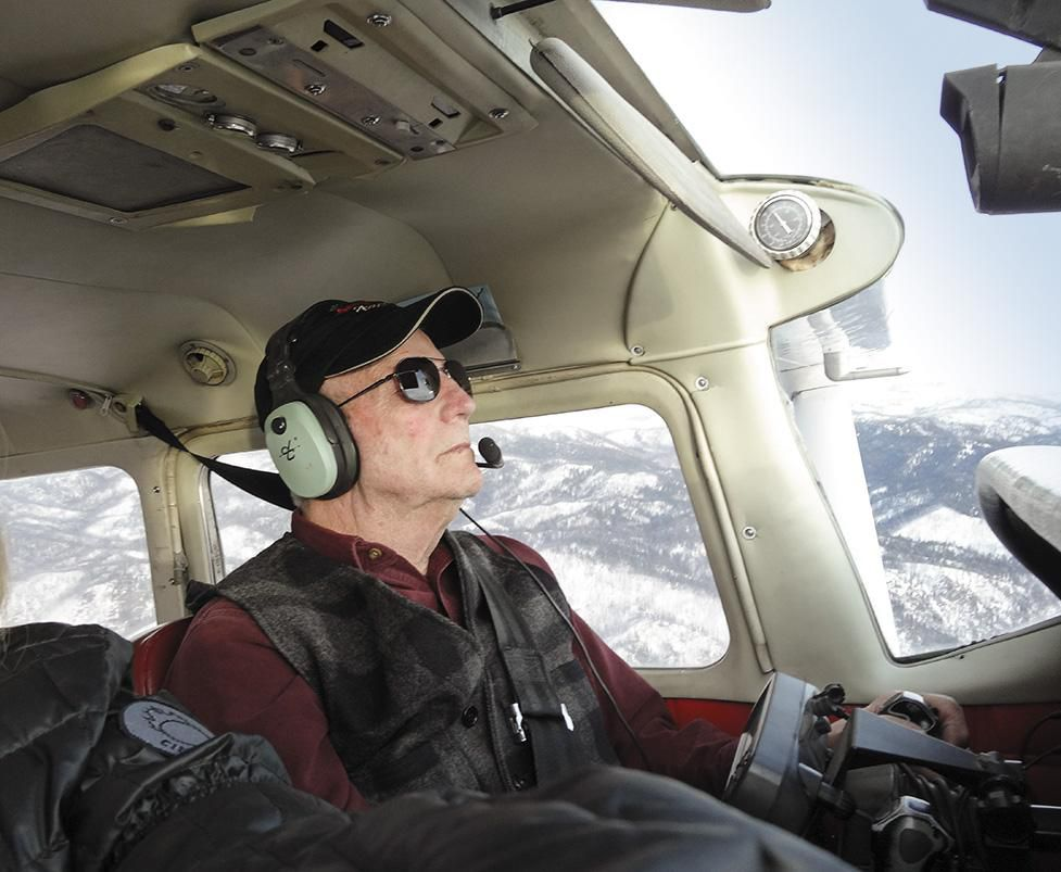 Flying the Mail in Remote Idaho   Flight Today   Air & Space