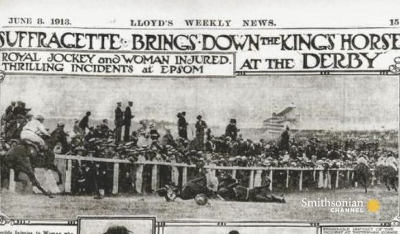 Preview thumbnail for video'The Suffragette Who Was Killed by King George V's Horse