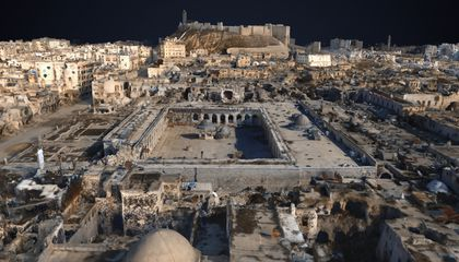 Take a Walk Through These War-Torn Ancient Cities