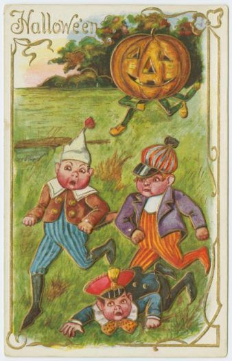 When Halloween Was All Tricks and No Treats | History