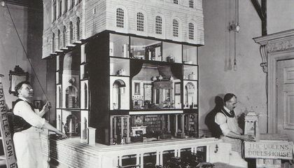 From Bauhaus to Dollhouse: When Architects Think Small