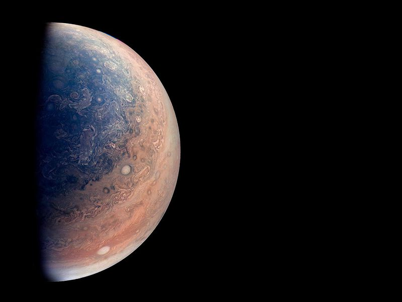 how jupiter may have gifted early earth with water science