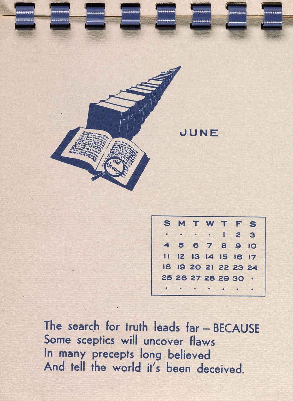 June 1950 selection from William Adam Delano holiday card