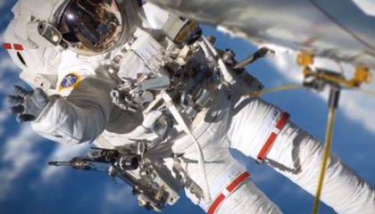 NASA Touts Space Station Benefits in New Video Series