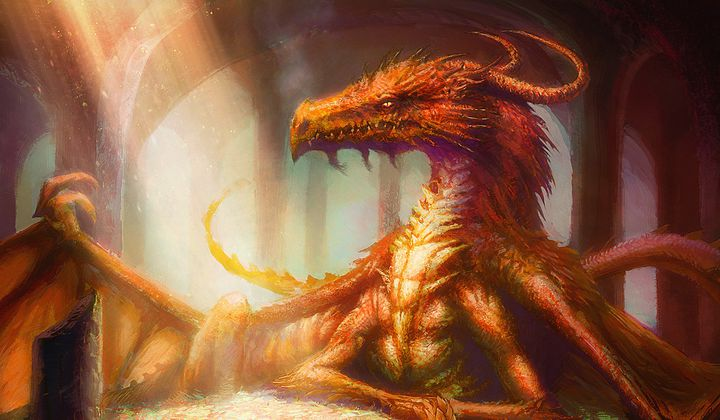 Smaug the Dragon's Deep Roots in Real Mythology
