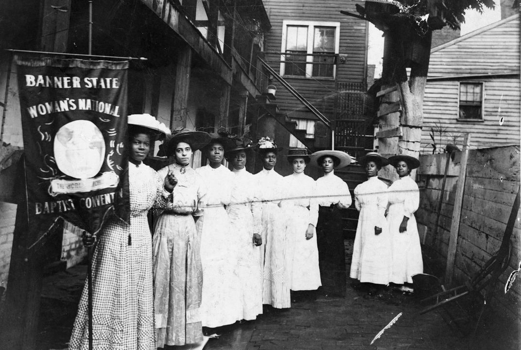 How the Daughters and Granddaughters of Former Slaves Secured Voting Rights for All
