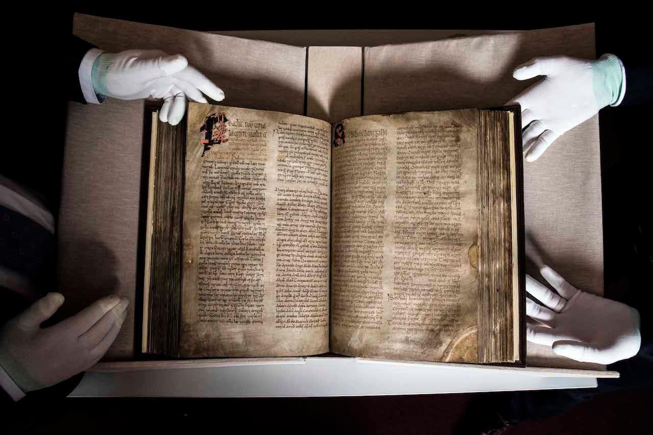 Medieval Manuscript Returns to Ireland After Hundreds of Years in British Hands