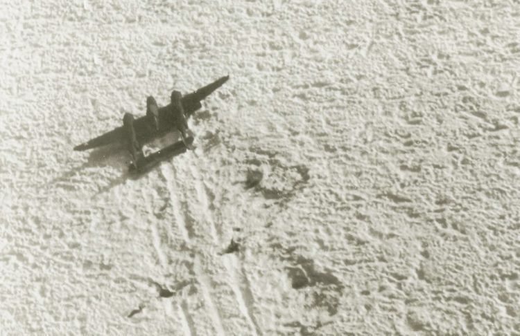 The Wreck of a WWII Fighter Plane Will Be Unearthed from a