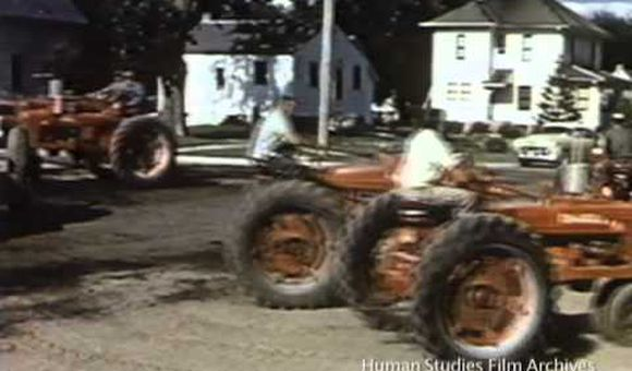 Preview thumbnail for video'Tractor Square Dancing