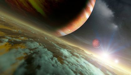 Stephen Hawking and Billionaire Announce Project to Send Tiny Probes to Nearest Star System