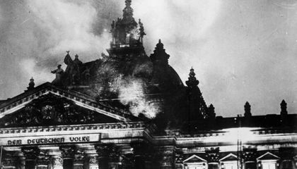 The True Story of the Reichstag Fire and the Nazi Rise to Power