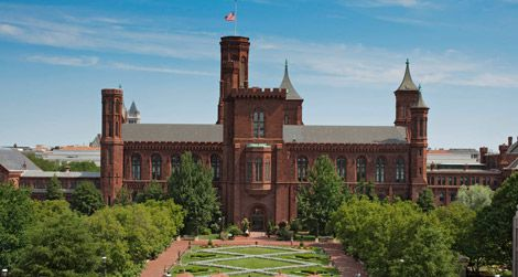 The Smithsonian Castle Building is closed today; however, all museums and the National Zoo are open.