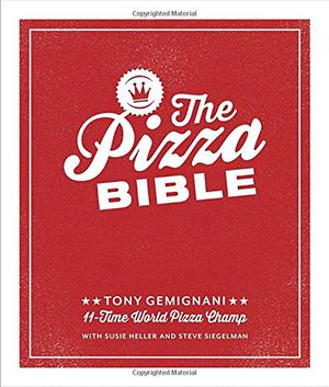 Preview thumbnail for video 'The Pizza Bible: The World's Favorite Pizza Styles, from Neapolitan, Deep-Dish, Wood-Fired, Sicilian, Calzones and Focaccia to New York, New Haven, Detroit, and more