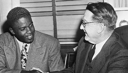 Document Deep Dive: The Heartfelt Friendship Between Jackie Robinson and Branch Rickey
