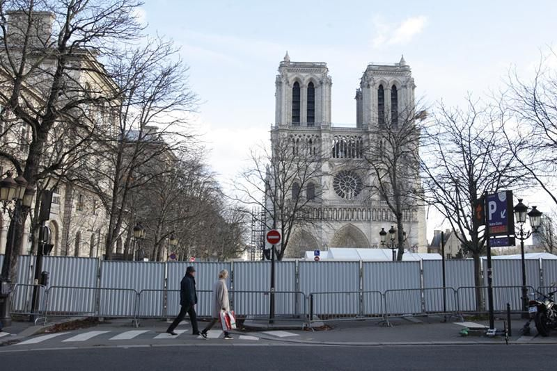 Is Notre-Dame Too Fragile to Be Saved?