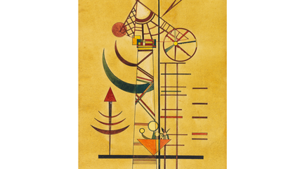 Rediscovered After 70 Years, Kandinsky Watercolor Sells for $1.3 Million