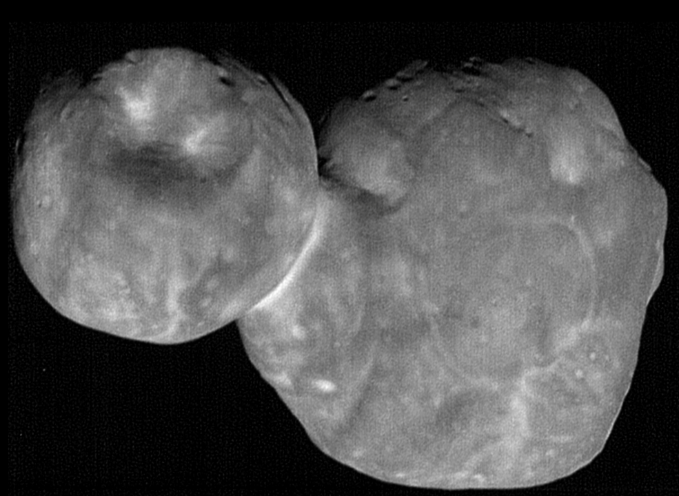 NASA Names Most Distant Object Ever Explored 'Arrokoth,' the Powhatan Word for Sky