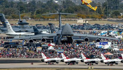 The Air & Space 2016 Airshow Planner