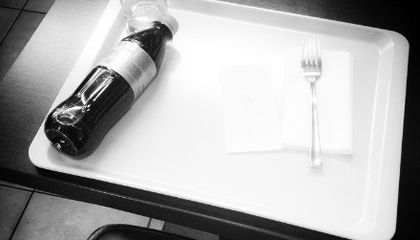 Inviting Writing: Cafeteria Culture