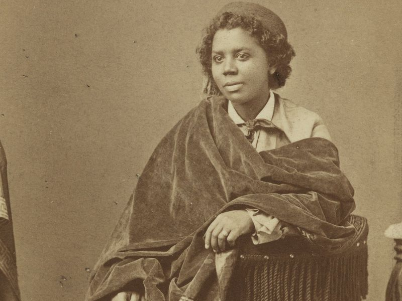 Sculptor Edmonia Lewis Shattered Gender and Race Expectations in 19th-Century America