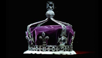 Crown Koh-i-noor Diamond