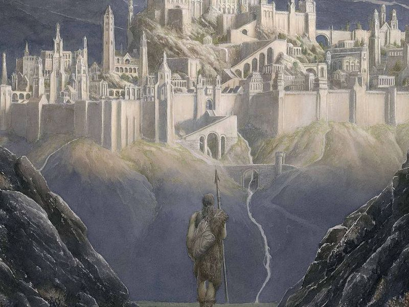 J.R.R. Tolkien's Final Posthumous Book Is Published by Jason Daley for Smithsonian.com