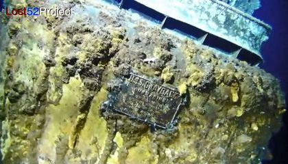 American Submarine Lost in WWII Located Off Okinawa