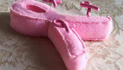 All Those Pink Products Make Women Take Breast Cancer Less Seriously