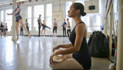 "Image: Misty Copeland is bringing ""Ballet Across America"""