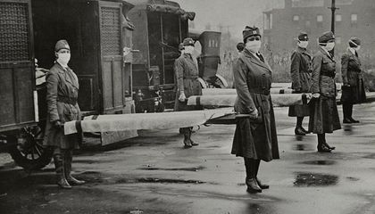 How the 1918 Flu Pandemic Helped Advance Women's Rights