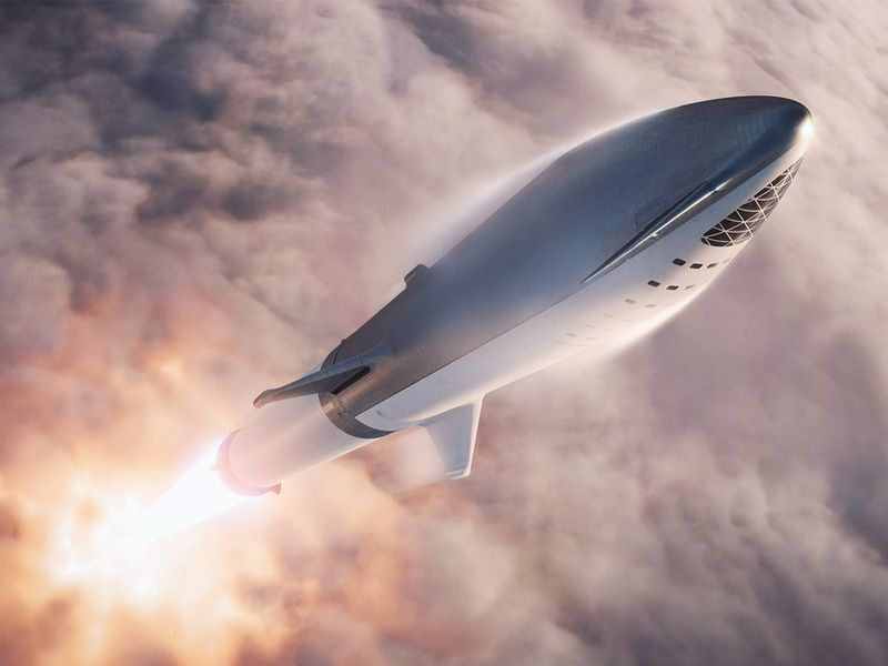 Elon Musk Is Sending a Japanese Billionaire to the Moon, and He\'s ...