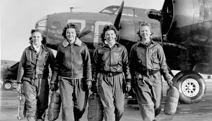 Female WWII Pilots Can Now Be Buried at Arlington National Cemetery