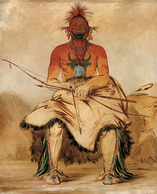 George Catlin's Obsession | Arts & Culture | Smithsonian