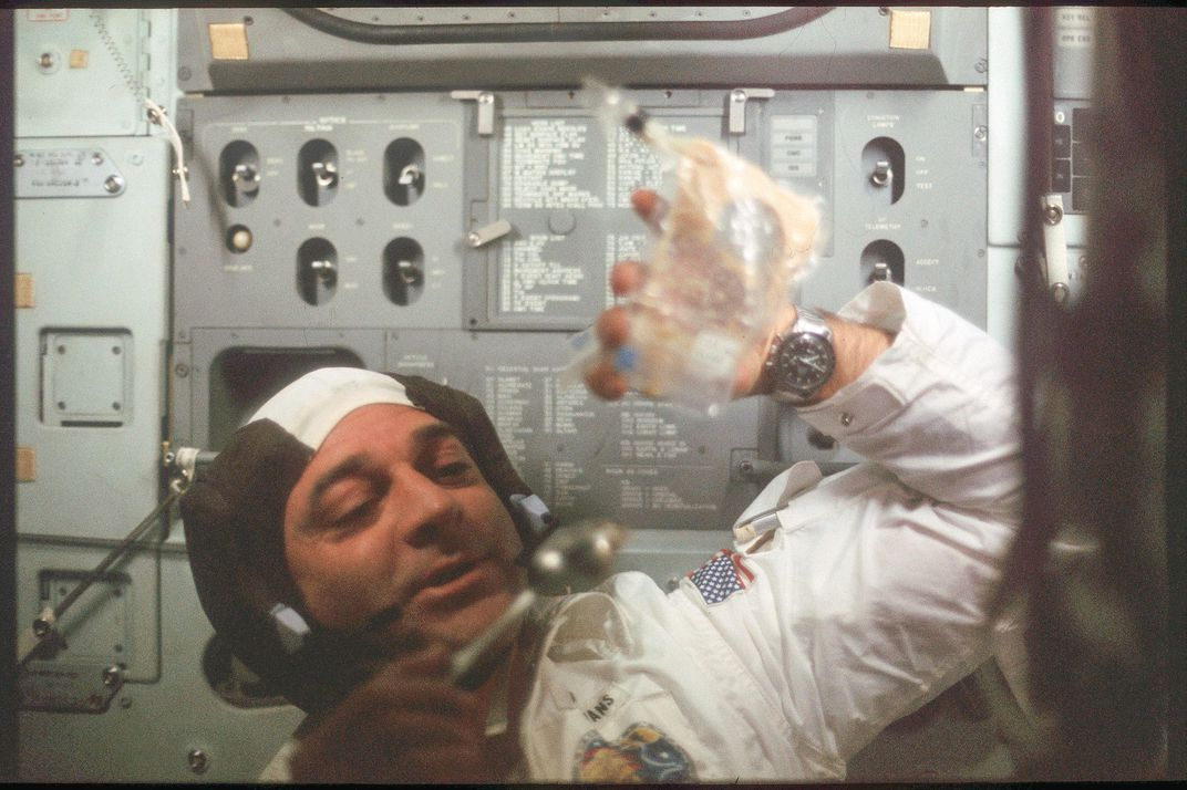 The Watches That Went To The Moon Space Air Space Magazine