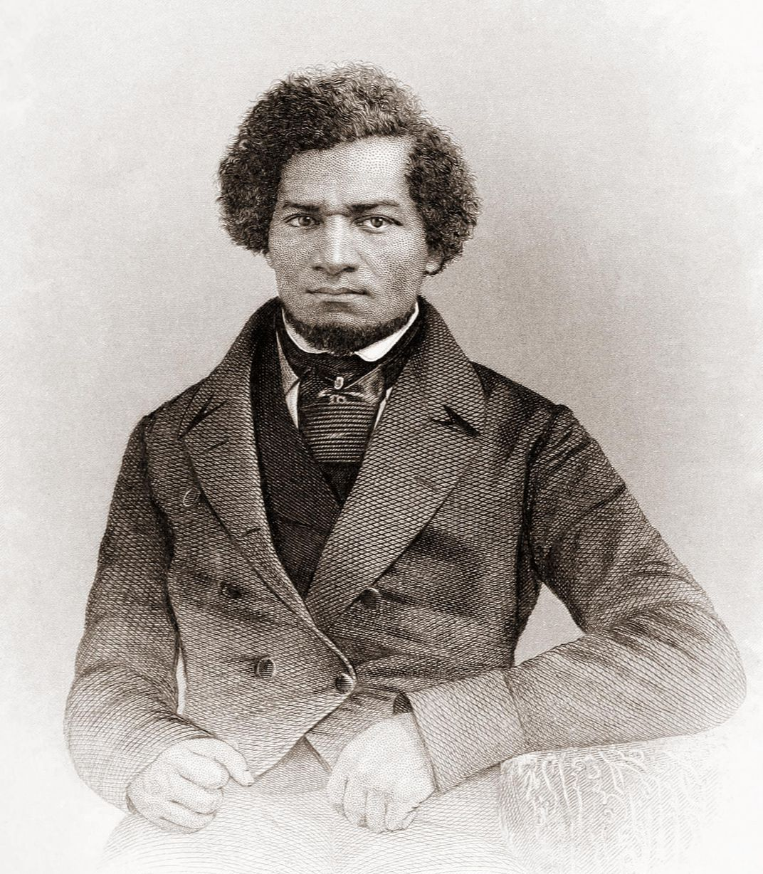 frederick douglass struggles of the american Narrative of the life of frederick douglass, an american slave  in 1881, records  douglass' efforts to keep alive the struggle for racial equality.