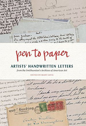Preview thumbnail for video 'Pen to Paper: Artists' Handwritten Letters from the Smithsonian's Archives of American Art