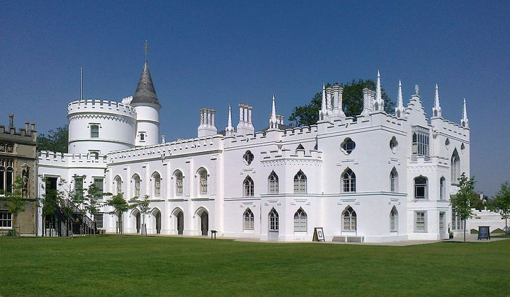 Horace Walpole's Curious Collection Goes on View