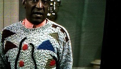 The Fashion World Has No Excuse, But There's a Good Reason Bill Cosby Wore Crazy Sweaters