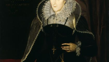 These Letters Tell the Inside Story of Mary, Queen of Scots