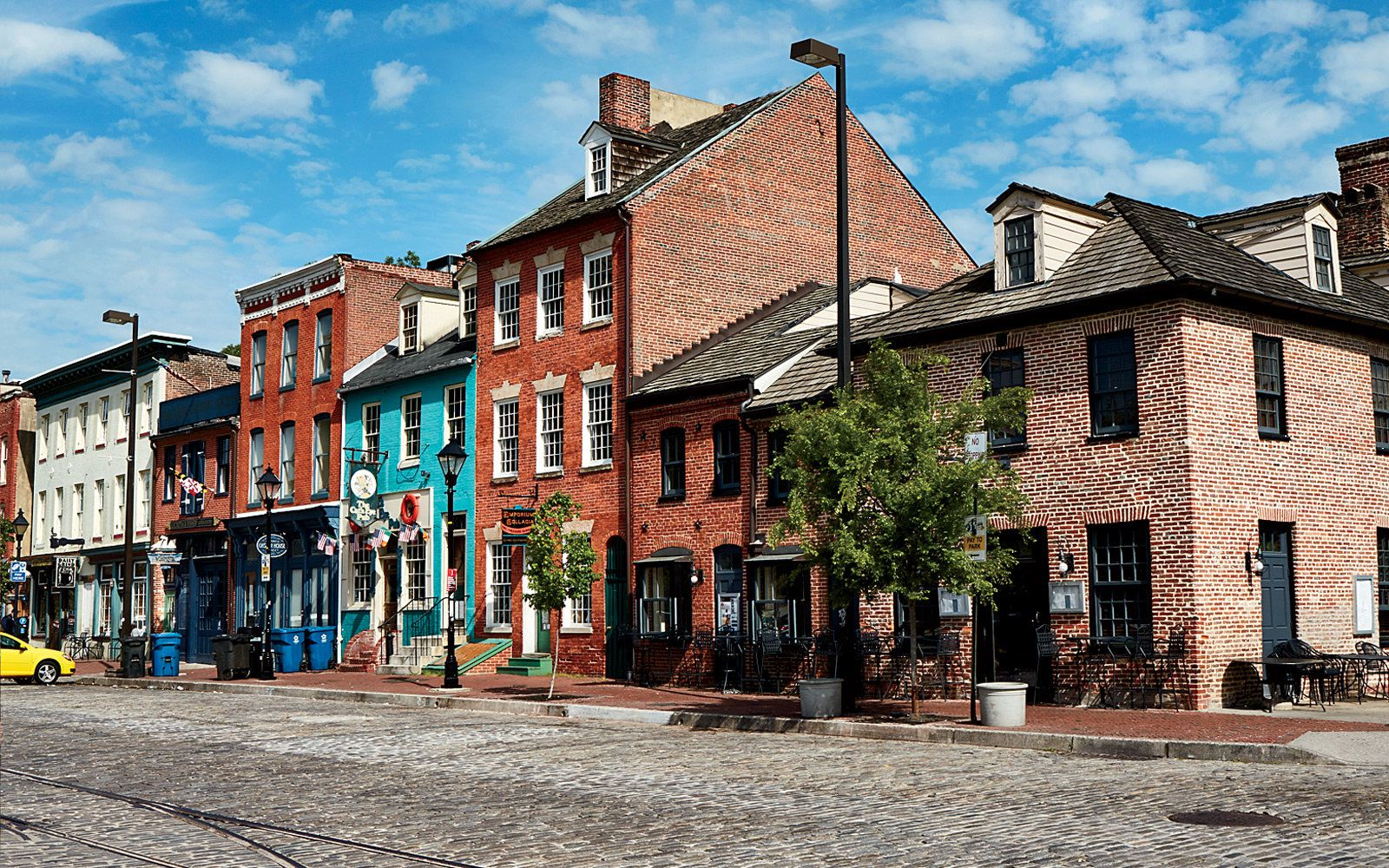 Stupendous How Baltimore Quietly Became The East Coasts Next Cool City Download Free Architecture Designs Grimeyleaguecom