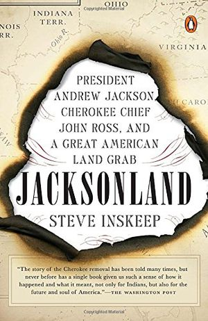 Preview thumbnail for video 'Jacksonland: President Andrew Jackson, Cherokee Chief John Ross, and a Great American Land Grab
