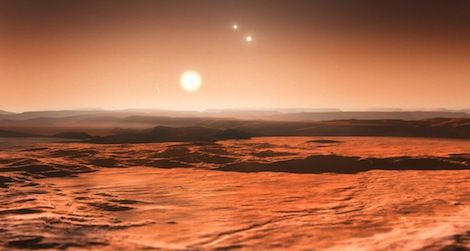 Fueling the trip to the exoplanet Gliese 667Cd