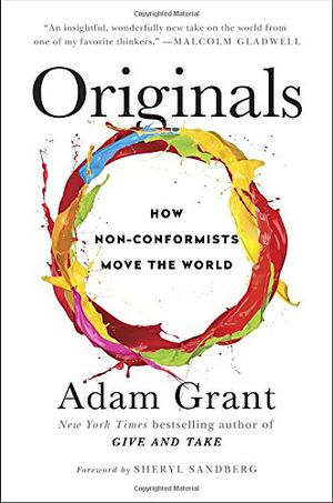 Preview thumbnail for video 'Originals: How Non-Conformists Move the World