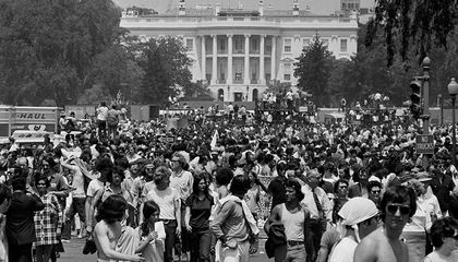 Eleven Times When Americans Have Marched in Protest on Washington