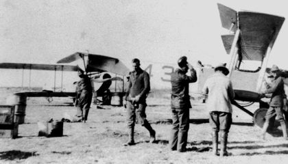 The First U.S. Air Force Mission, 100 Years Ago
