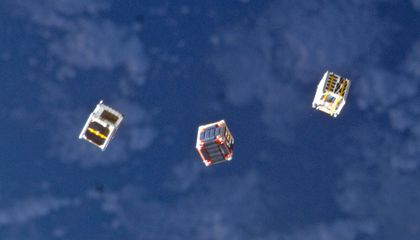 Rise of the CubeSats