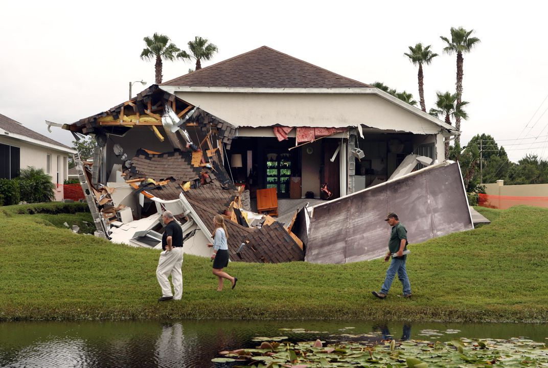 The Science Behind Florida's Sinkhole Epidemic | Science