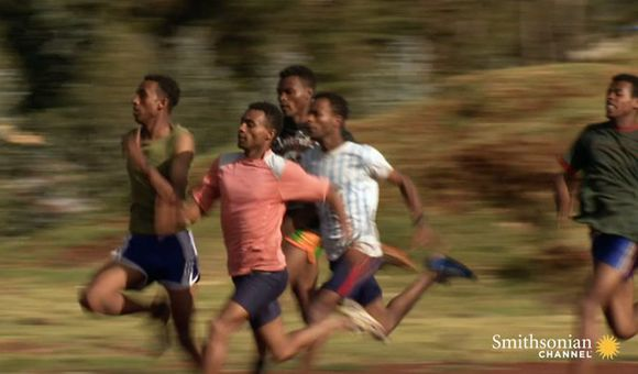 Preview thumbnail for video'The Town That Breeds Olympic Runners