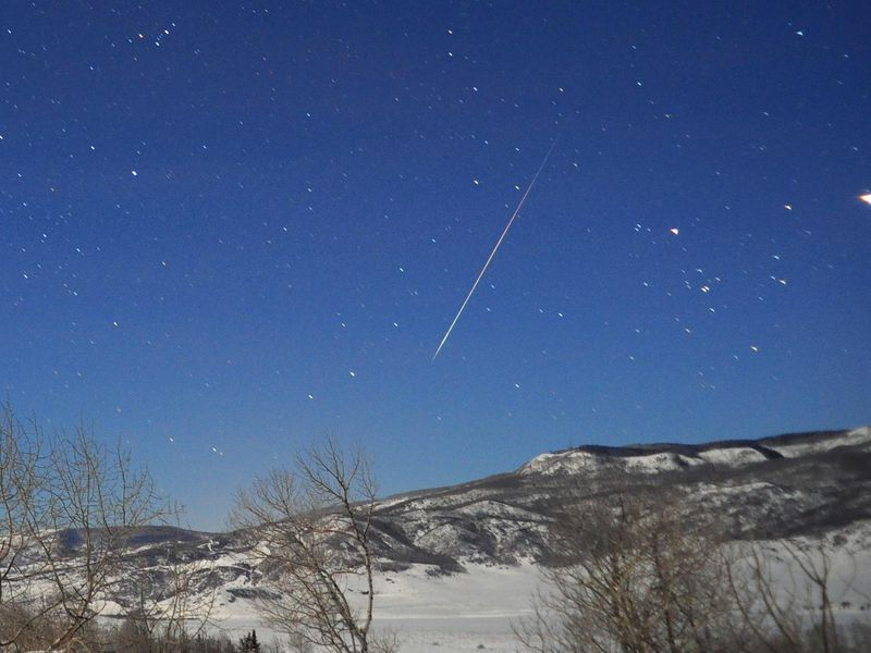 How to watch 2018's first major meteor shower this week