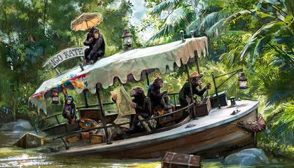 Disney Will Remove Jungle Cruise Ride's Colonialist Depictions of Indigenous Africans